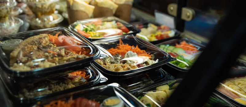 traiteur emporter salade plat strasbourg